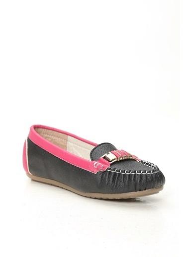 Violetta Shoes Babet Lacivert